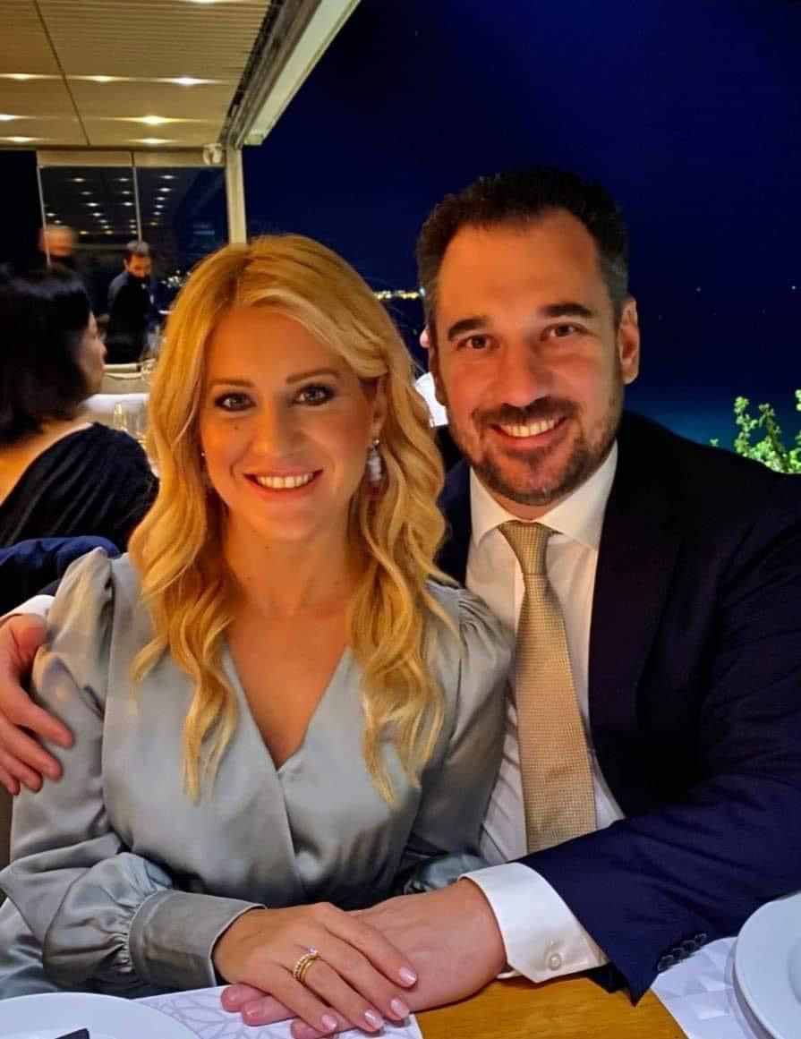 Παντρεύτηκε ο Αντιδήμαρχος Αλίμου Νίκος Αλεξόπουλος