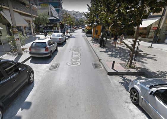 Διακοπή κυκλοφορίας στην οδό Θουκυδίδου λόγω έργων