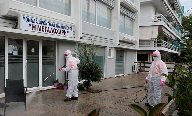 Aυξήθηκαν τα κρούσματα στο γηροκομείο - Tι δήλωσε ο Δήμαρχος Γλυφάδας