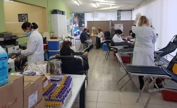 Ξεκίνησε η εθελοντική αιμοδοσία του Δήμου Αλίμου
