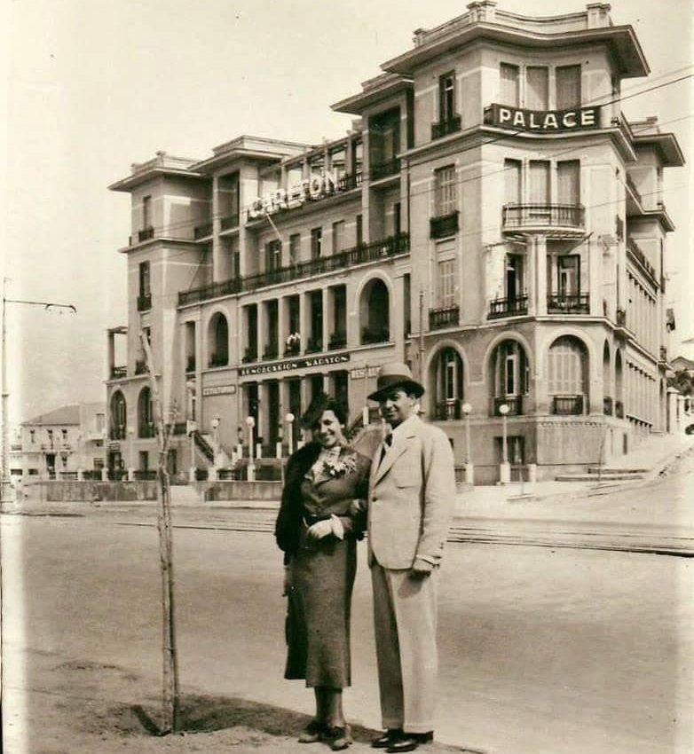 Το όμορφο ξενοδοχείο «Carlton Palace» που βρισκόταν στο Παλ. Φάληρο