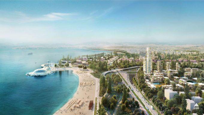 Συνεργασία Lamda Development και ΤΕΜΕΣ για δύο υπερπολυτελή ξενοδοχεία στο Ελληνικό