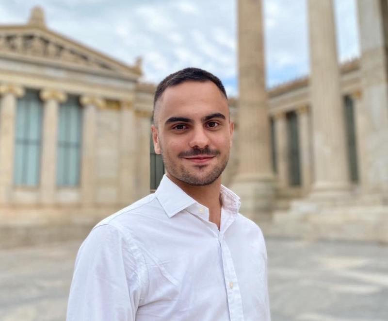 Ο Αλιμιώτης Γιώργος Κίτης είναι ο νέος Πρόεδρος της Ευρωπαϊκής Ένωσης Νέων Νομικών Αθήνας