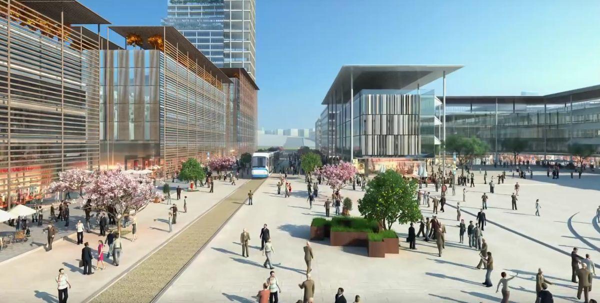 Αυτά είναι τα κτίρια και τα έργα που θα κατασκευαστούν στο Ελληνικό την πρώτη πενταετία