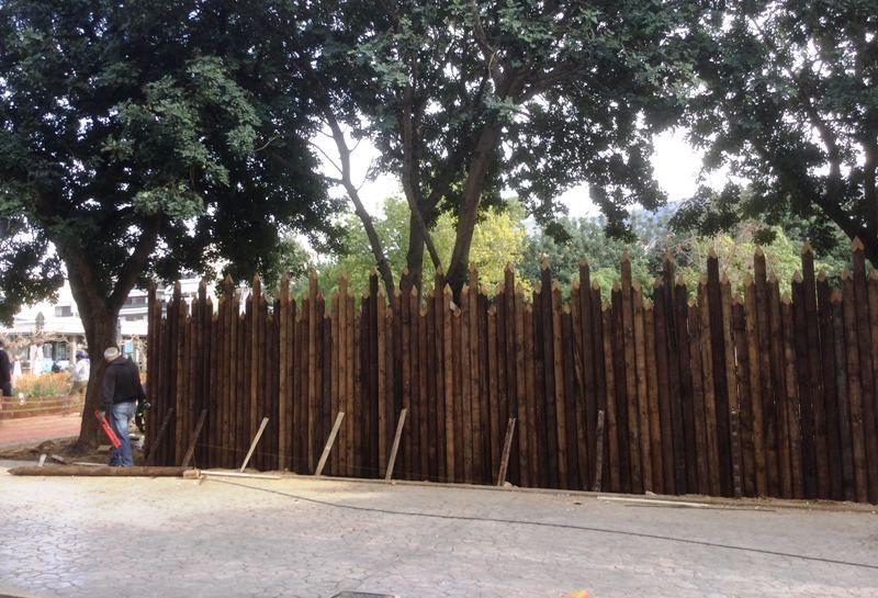 Στην πλατεία Καραϊσκάκη διαμορφώνεται ειδικός χώρος για εκδηλώσεις