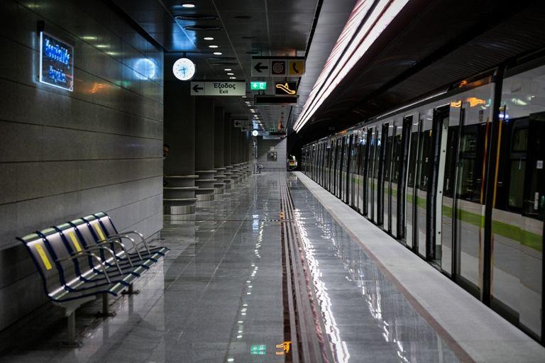 Κ. Καραμανλής: Το έργο της γραμμής 4 του μετρό θα ξεκινήσει μέσα στο πρώτο εξάμηνο του '21