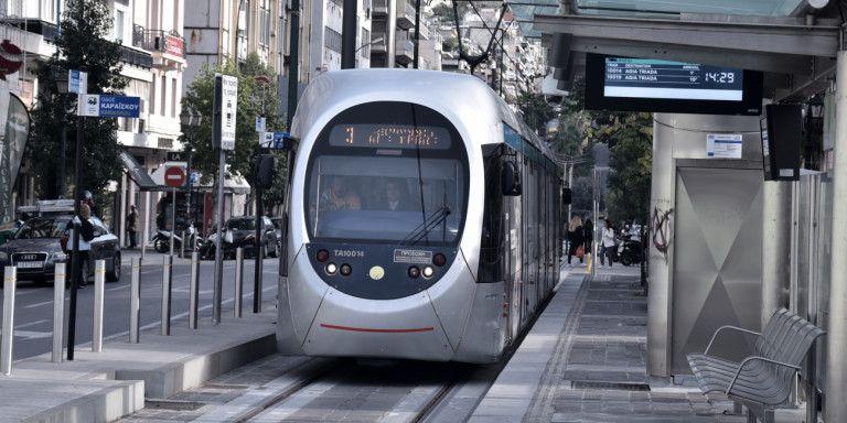 Την ερχόμενη Τετάρτη ξεκινούν τελικά τα δρομολόγια του τραμ προς ΣΕΦ