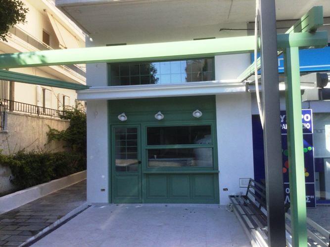 Ένα νέο cafe ετοιμάζεται στη λεωφόρο Καλαμακίου