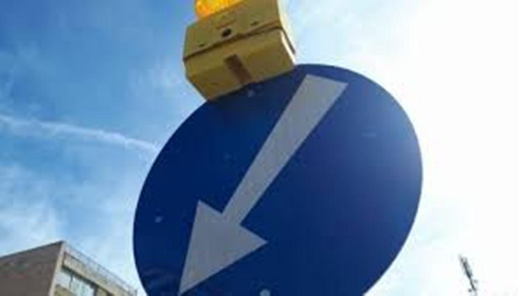 Κυκλοφοριακές ρυθμίσεις επί της Λ. Ποσειδώνος στο ύψος της οδού Αφροδίτης λόγω έργων κατασκευής της πεζογέφυρας