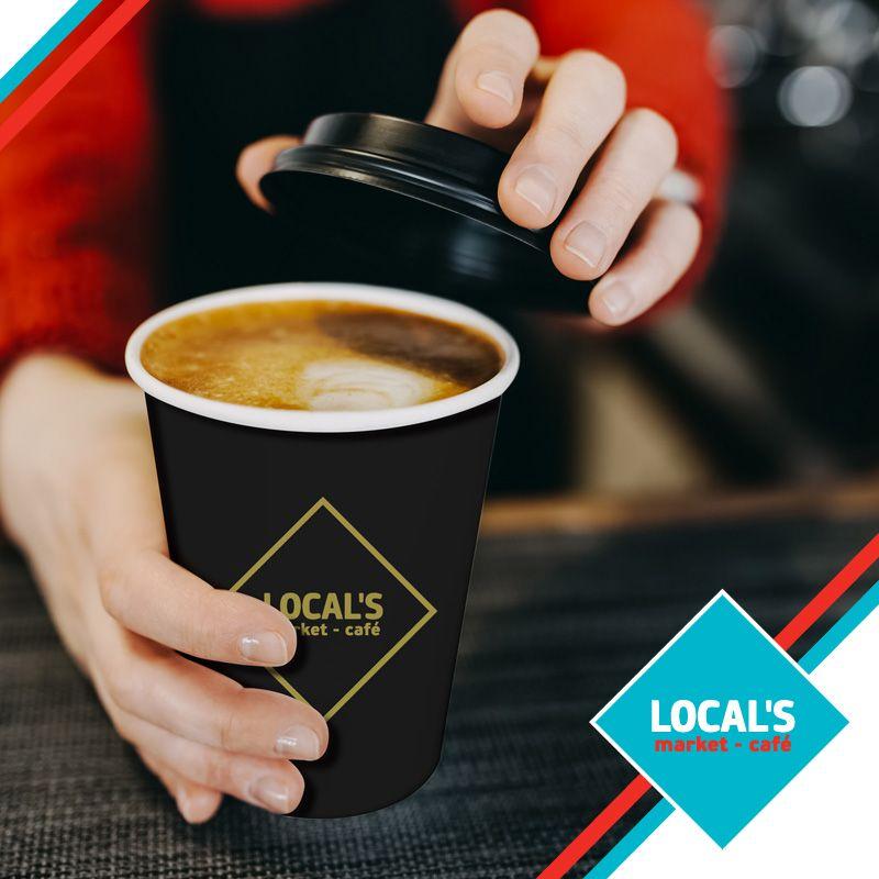 Ο καφές του Local's μας φτιάχνει την ημέρα