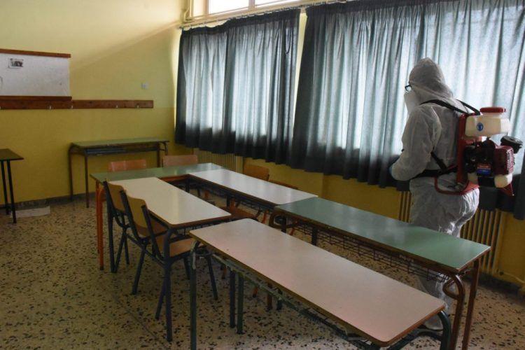 Μαθητής στο 10ο Δημοτικό Γλυφάδας είναι θετικός στον κορωνοϊο