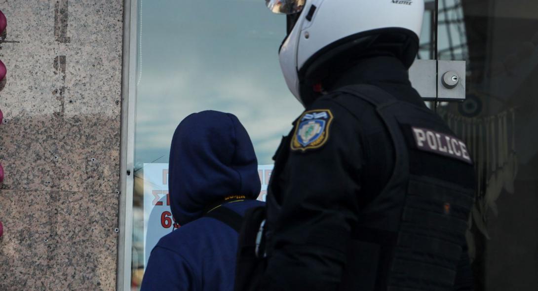 Στον εισαγγελέα τρεις ανήλικοι για την επίθεση με μαχαίρι στην Αργυρούπολη