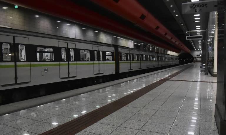 Ξεκινούν το επόμενο διάστημα τα έργα για τη γραμμή 4 του Μετρό