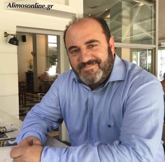 Νέος Αντιδήμαρχος ο Χρυσόστομος (Τόμης) Αγγελόπουλος