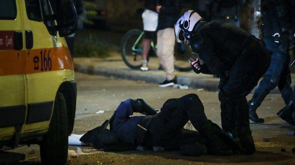 Ν. Σμύρνη: Συνελήφθη το άτομο που έριξε τον αστυνομικό από μηχανή