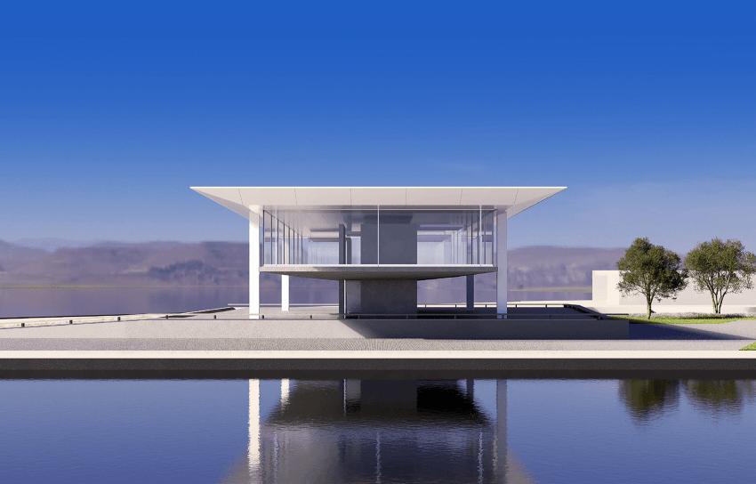 Hellinikon Sales Center: Αυτό είναι το πρώτο κτίριο της επένδυσης στο Ελληνικό