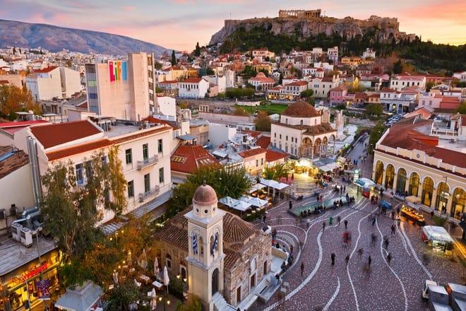 Συνεχίζονται οι διαδικτυακές περιηγήσεις στην Αθήνα – Ιστορίες αγάπης που γεννήθηκαν στην Αθήνα