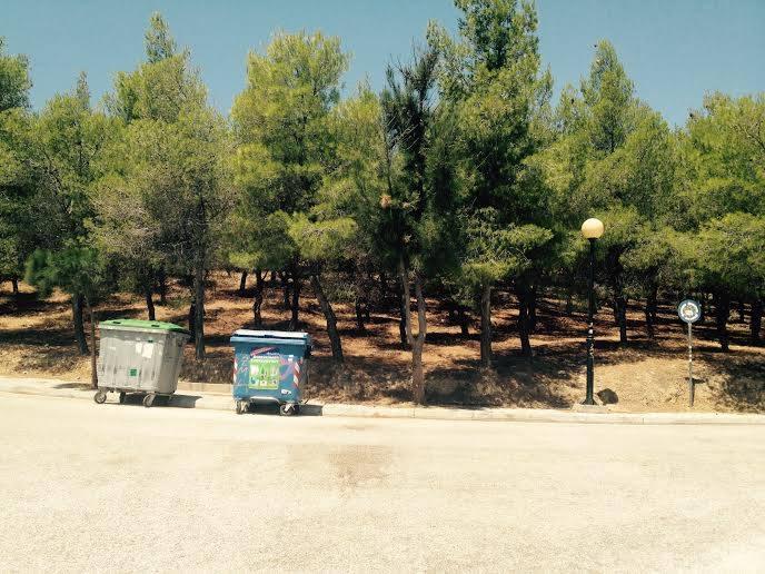 Θα ξεκινήσουν σύντομα οι εργασίες αποψίλωση ξερών χόρτων σε πολλά σημεία του Δήμου Αλίμου