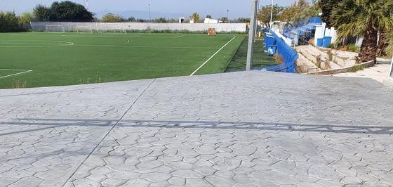 Ολοκληρώθηκαν οι εργασίες στο Γήπεδο Γερουλάνου