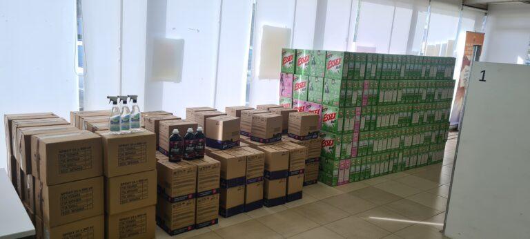 Οι δωρεές της Lamda Development και Jumbo στις οικονομικά ασθενέστερες οικογένειες του Αλίμου