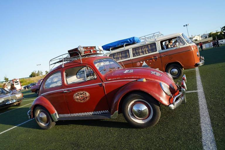 Αύριο το κέντρο της Γλυφάδας θα γεμίσει με ιστορικά αυτοκίνητα