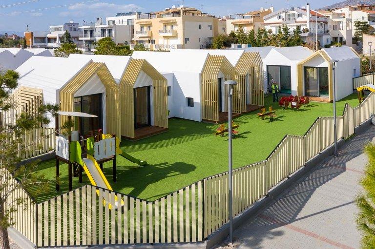 Το νέο, σύγχρονο, νηπιαγωγείο της Γλυφάδας είναι έτοιμο