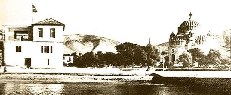 Η ιστορία του Ναού του Αγ. Κωνσταντίνου και Ελένης στη Γλυφάδα