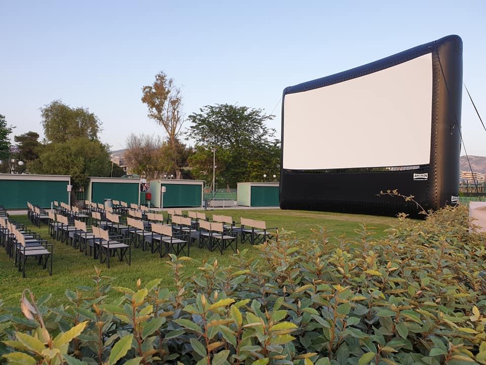 Στον Άλιμο η μεγαλύτερη οθόνη θερινού σινεμά στην Ελλάδα