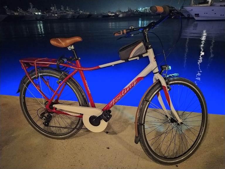 Εκλάπη ποδήλατο από το Άνω Καλαμάκι