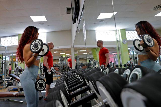 Γυμναστήρια: Τι θα ισχύει απο τη Δευτέρα - Διευκρινίσεις για τη χρήση μάσκας