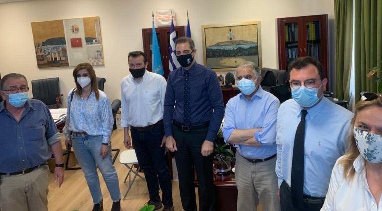 Συνάντηση για την κατάργηση της καθημερινής ορθοπαιδικής εφημερίας στο Ασκληπιείο Βούλας