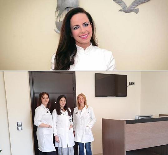 Στο μικροβιολογικό εργαστήριο της Δρ. Χριστίνας Πεπόνη κάνουμε το ετήσιο check up μας και τις υπόλοιπες εξετάσεις μας