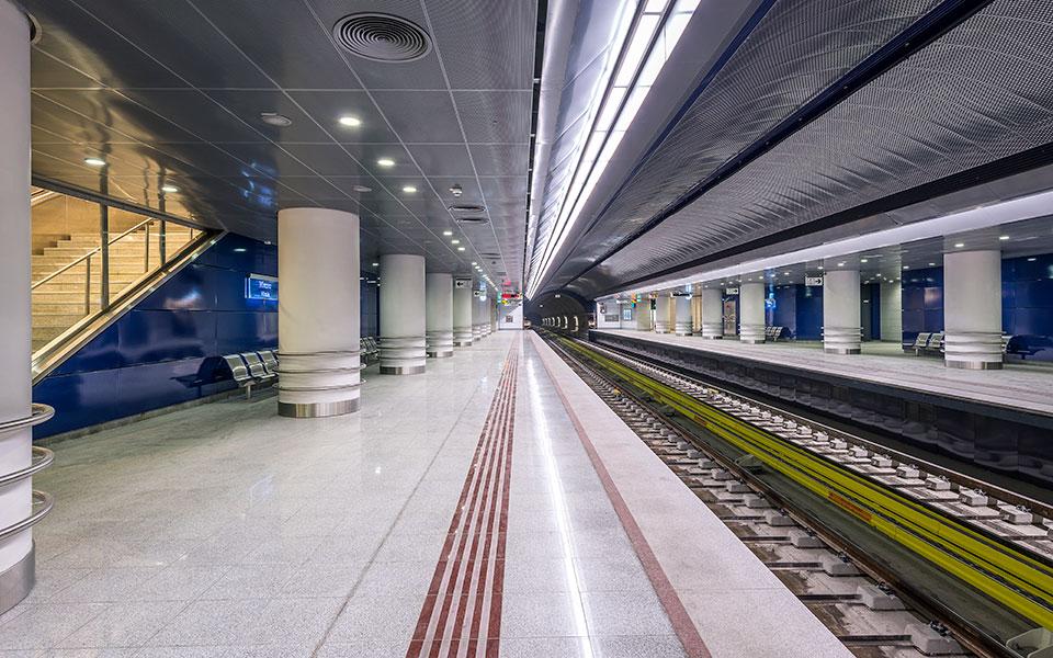 Αυτοί είναι οι 15 νέοι σταθμοί της Γραμμής 4 του Μετρό