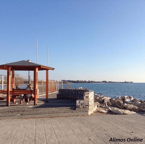 Ο πρώτος καύσωνας της χρονιάς: Η θερμοκρασία στον Άλιμο