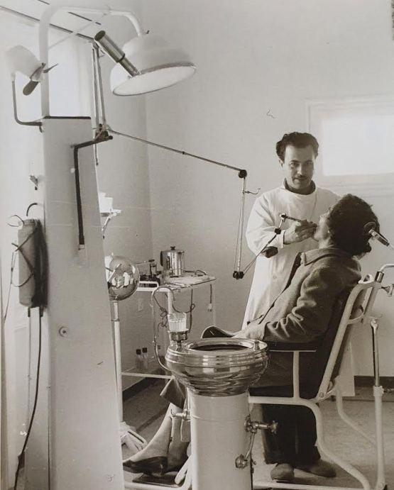 Ο πρώτος οδοντίατρος του Καλαμακίου