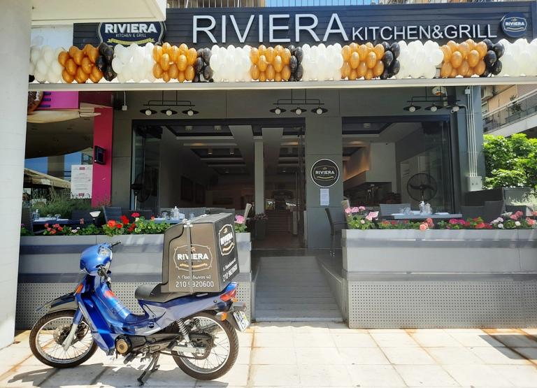 Άνοιξε το Riviera Kitchen & Grill by Aslanidis Family στη λεωφόρο Ποσειδώνος