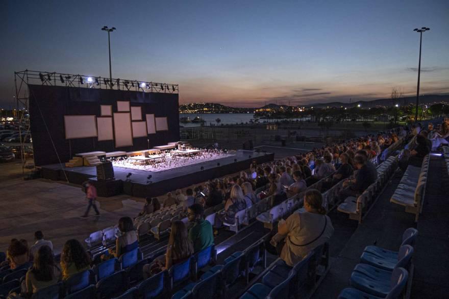 Το Faliro Summer Theater είναι το νέο πολιτιστικό hot spot στα Νότια Προάστια