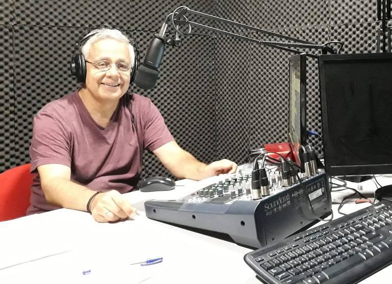 Σήμερα θα απολαύσουμε την τελευταία εκπομπή του Τάκη Τάγκαλου στο Alimos Web Radio