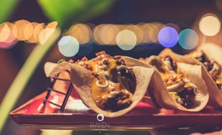 Τα soft tacos του Rayen μας αρέσουν πολύ