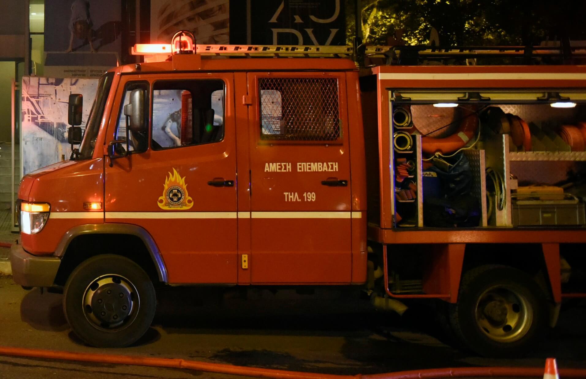 Εκρηξη έξω από τα γραφεία εταιρείας πετρελαιοειδών στη Βάρη