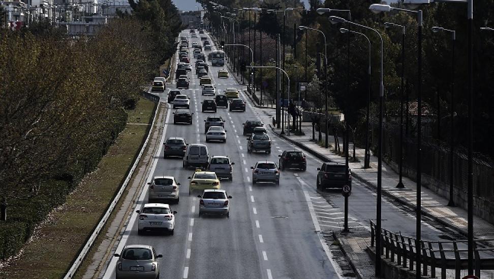 Έρχονται αλλαγές σε μεγάλους δρόμους της Αθήνας - Για τη μείωση του κυκλοφοριακού προβλήματος
