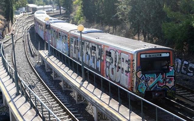 Αποκαθίσταται από αύριο η κυκλοφορία στη γραμμή Πειραιάς-Κηφισιά
