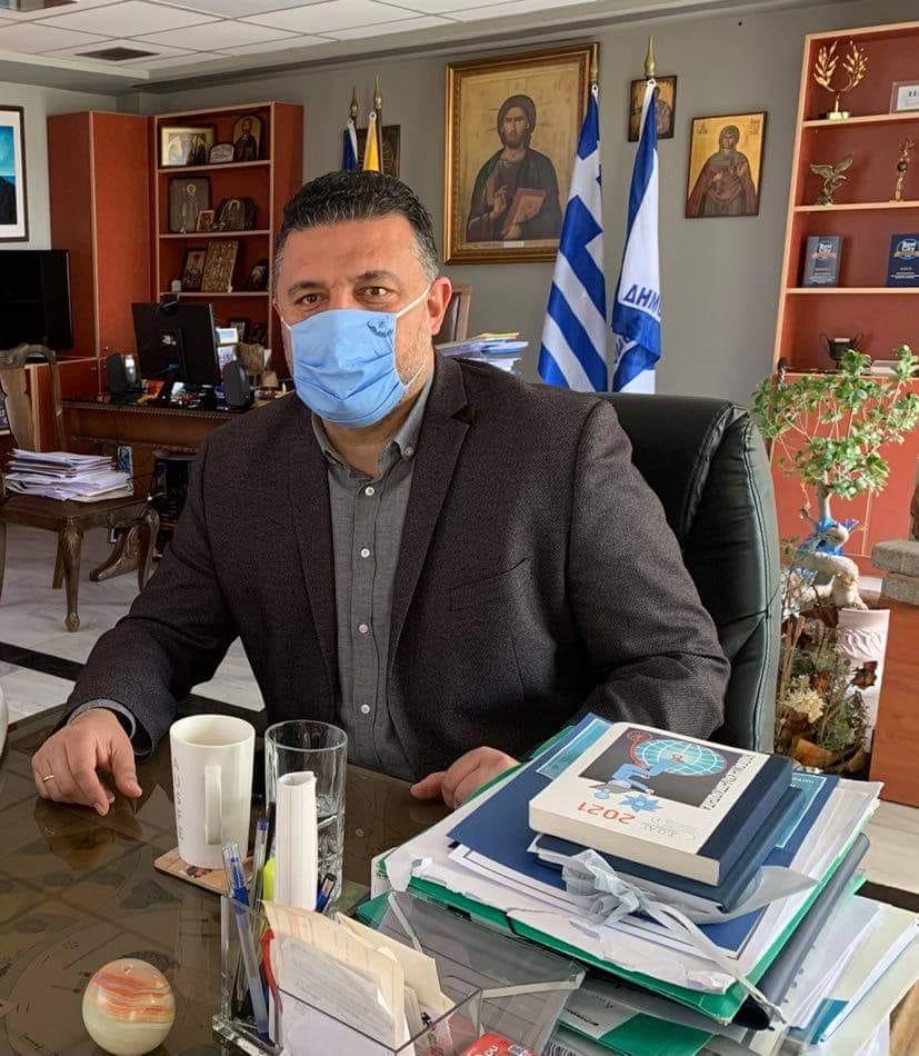Θετικός στον κορωνοϊο ο Δήμαρχος Παλαιού Φαλήρου, Γιάννης Φωστηρόπουλος