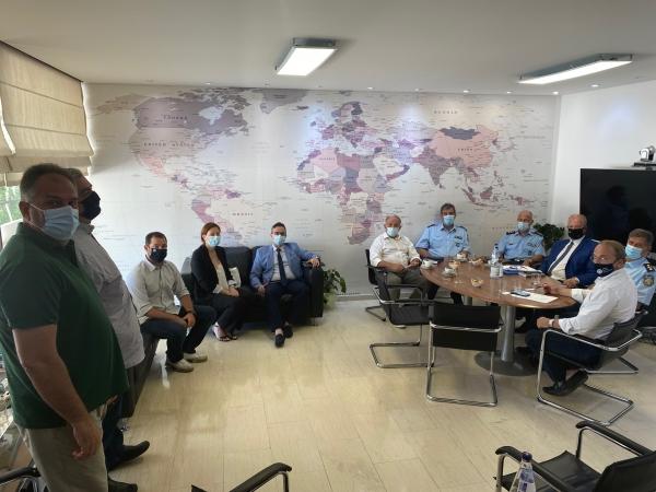 Εντατικότεροι έλεγχοι της Αστυνομίας σε Βάρη, Βούλα και Βουλιαγμένη για την αντιμετώπιση της τοπικής εγκληματικότητας