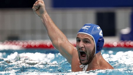 Η Εθνική Ομάδα Πόλο μας έκανε περήφανους: Ανάμεσα στους αθλητές ήταν και ο Αλιμιώτης Κωνσταντίνος Γενηδούνιας