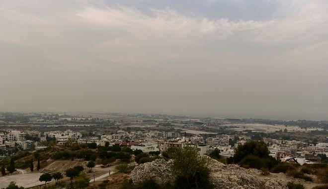 Το τοξικό νέφος απο τις πυρκαγιές θα μας επιβαρύνει για περισσότερο απο έναν μήνα