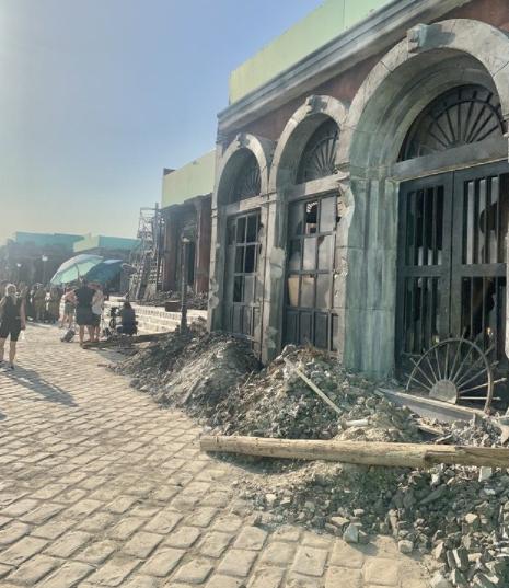 Στο Φάληρο «ζωντάνεψε» ξανά η καταστροφή της Σμύρνης