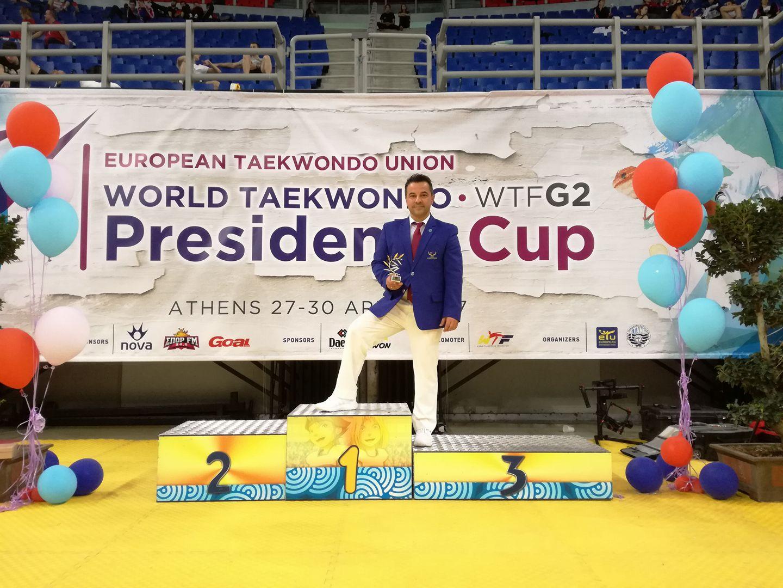 Διαιτητής στους Παραολυμπιακούς Αγώνες ο Αντιδήμαρχος Ηλιούπολης
