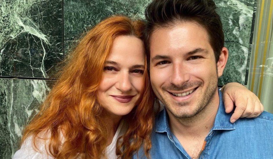 Η Ευανθία Ρεμπούτσικα και ο Γιώργος Περρής στο Φεστιβάλ Ηλιούπολης