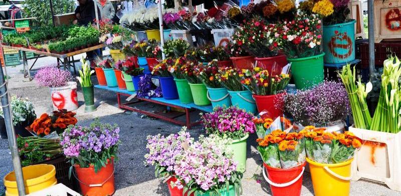 Στην οδό Κανάρη «επέστρεψε» η λαϊκή αγορά της Τρίτης